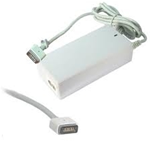 ALIMENTATORE PER NOTEBOOK  APPLE 18,5V 4,6A 85W SPINA MAGNETICA DEDICATO APPLE PER MAC BOOK PRO 15 E 13