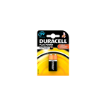 BATTERIA ALKALINA TRANSISTOR DURACELL 9V (6LF22) PLUS POWER
