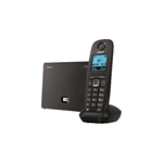 TELEFONO DECT VOIP GIGASET A540 IP A-540IP NERO CORDLESS DECT