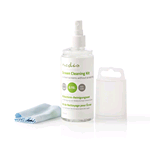 Kit di pulizia schermi | TV | Smartphone | Tablet | 150 ml