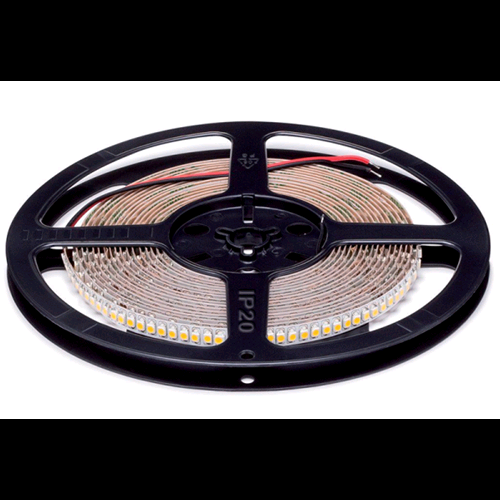 STRIP LED 24V DC LED STRIP 3528 24VDC 20W/MT  192PCS/M IP20 per uso Interno 4000-4300K Luce Naturale