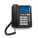 TELEFONO DA CASA BRONDI OFFICE PLUS BLACK