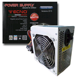 Alimentatore ATX 550w 12cm Fan retail Essential