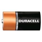 BATTERIA TORCIA DURACELL PLUS POWER TORCIA(D) BL2PZ