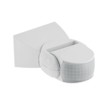 SENSORE DI MOVIMENTO PER ACCENSIONE LUCI ST15 MOTION AND LIGHT SENSOR 180° IP65 WHITE